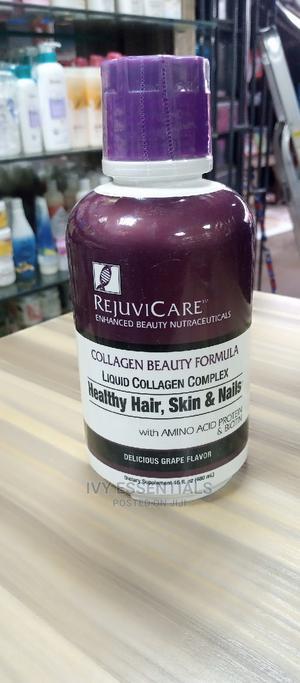 Rejuvicare Liquid Collagen | Vitamins & Supplements for sale in Lagos State, Lagos Island (Eko)