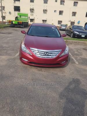 Hyundai Sonata 2011 Brown   Cars for sale in Lagos State, Abule Egba