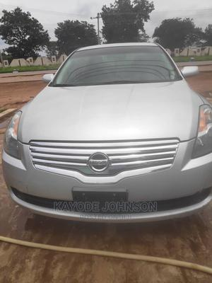 Nissan Altima 2008 2.5 S Silver | Cars for sale in Lagos State, Ifako-Ijaiye