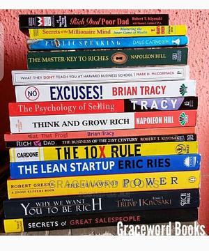 Mega Books Sale | Books & Games for sale in Lagos State, Ojodu