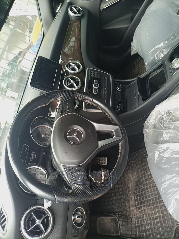 Mercedes-Benz CLA-Class 2014 Silver   Cars for sale in Garki 2, Abuja (FCT) State, Nigeria