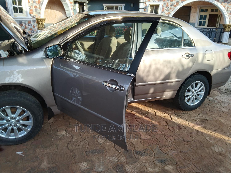 Toyota Corolla 2004 Gold | Cars for sale in Ado-Odo/Ota, Ogun State, Nigeria