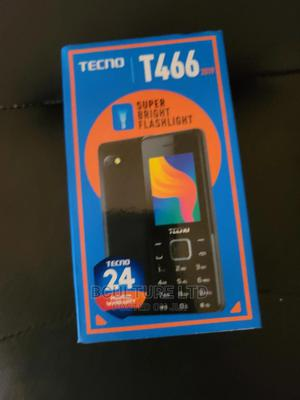 New Tecno T466 Gold | Mobile Phones for sale in Lagos State, Ikeja