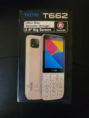 New Tecno T662 16 MB Black | Mobile Phones for sale in Lagos State, Ikeja