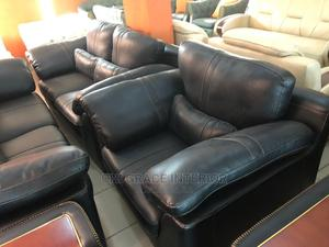 Leather Sofa Chair | Furniture for sale in Lagos State, Lekki