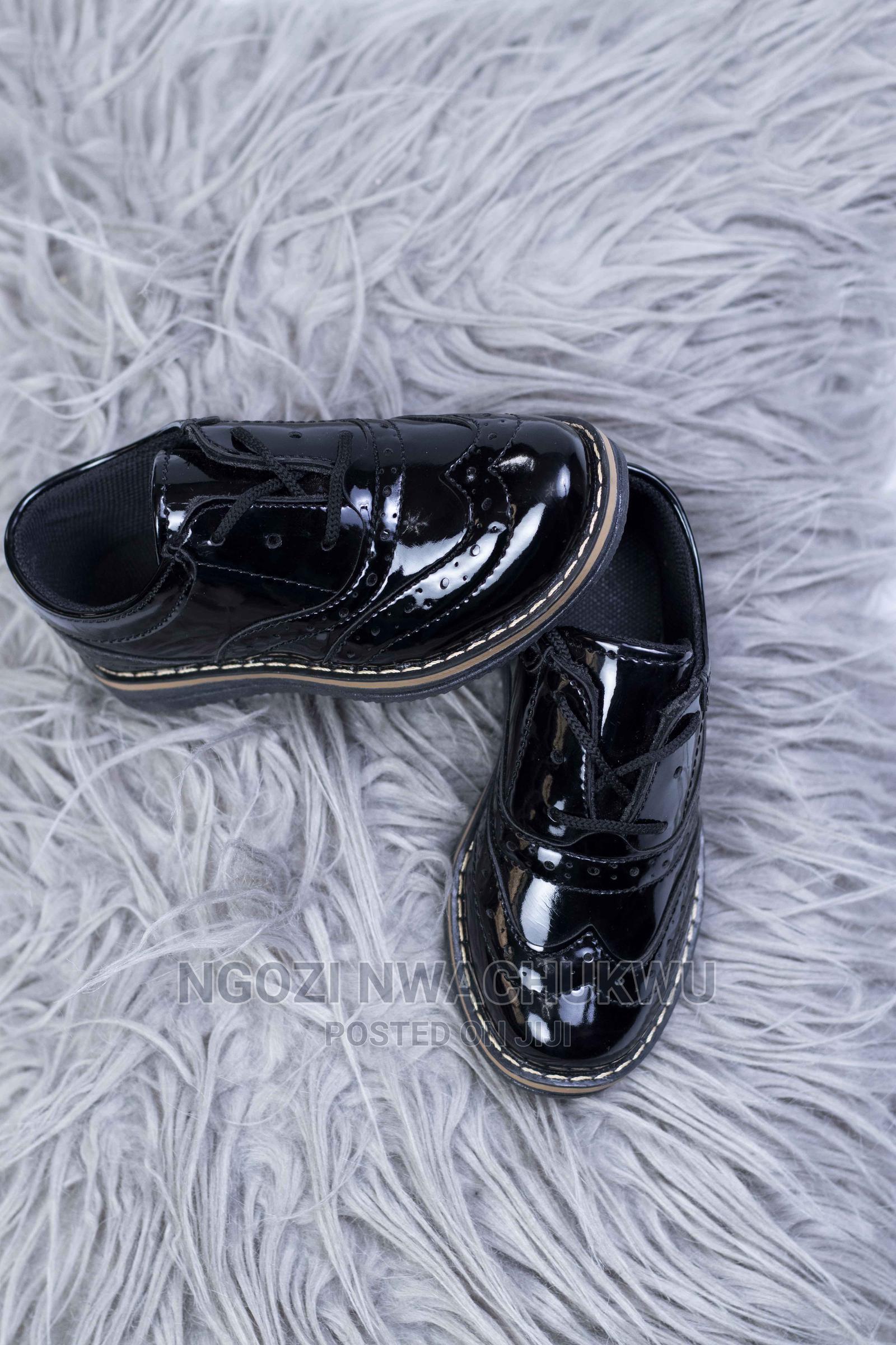 Boys Oxford Shoes