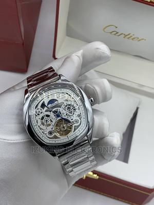Exclusive Cartier Wrist-Watch   Watches for sale in Lagos State, Ojo