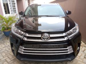 Toyota Highlander 2020 Limited AWD Black | Cars for sale in Lagos State, Amuwo-Odofin