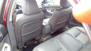 Honda Accord 2004 Automatic Red | Cars for sale in Edo State, Benin City