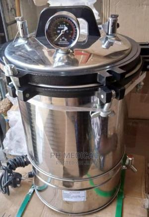 Autoclave Steam Sterilizer | Medical Supplies & Equipment for sale in Lagos State, Ikeja