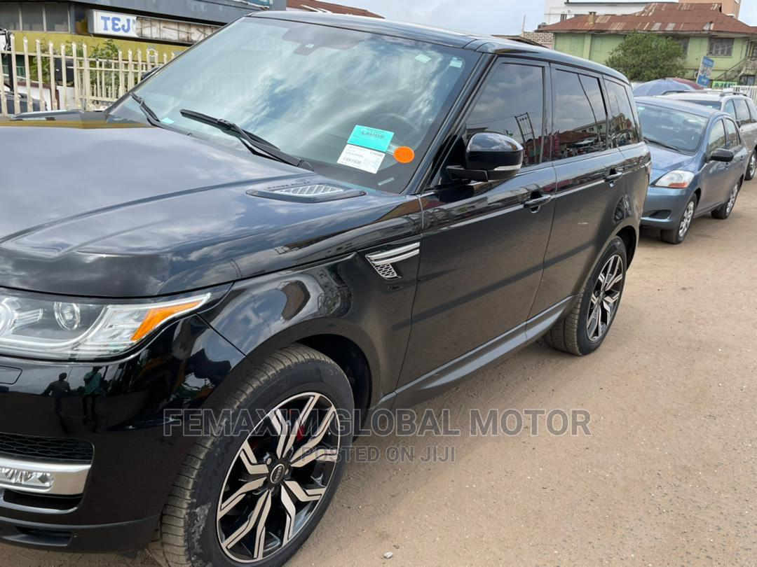 Land Rover Range Rover Sport 2015 Black   Cars for sale in Ibadan, Oyo State, Nigeria