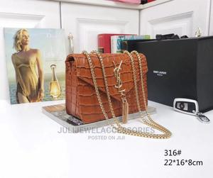 Original YSL Bag With Box and Receipt   Bags for sale in Lagos State, Ojo
