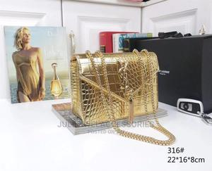 YSL Bag With Box and Receipt   Bags for sale in Lagos State, Ojo