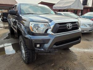 Toyota Tacoma 2014 Gray | Cars for sale in Lagos State, Surulere