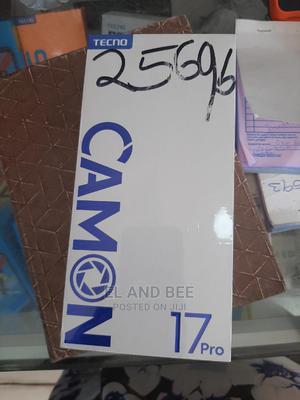 New Tecno Camon 17 Pro 256 GB Blue | Mobile Phones for sale in Ekiti State, Ado Ekiti