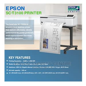 SURECOLOR SC-T3100 SERIES Large Format Printer - Technical   Printing Equipment for sale in Lagos State, Surulere