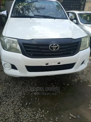 Toyota Hilux 2010 White | Cars for sale in Abuja (FCT) State, Garki 2