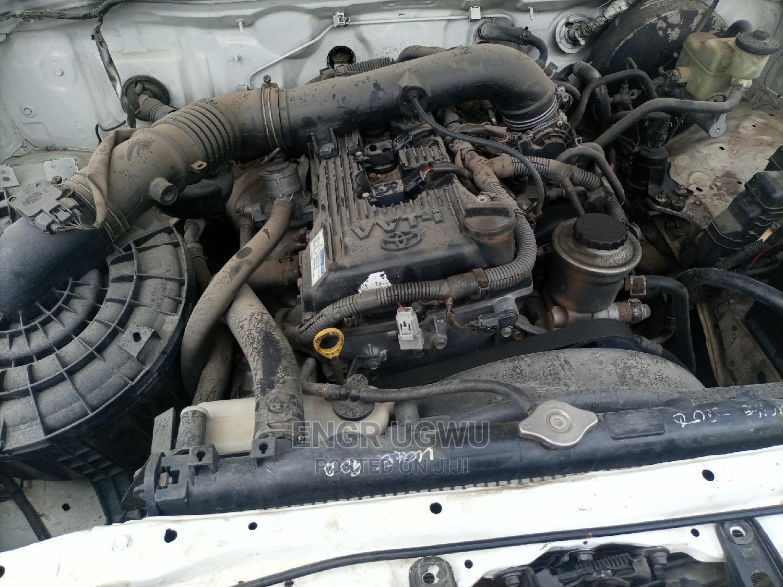 Toyota Hilux 2010 White | Cars for sale in Garki 2, Abuja (FCT) State, Nigeria