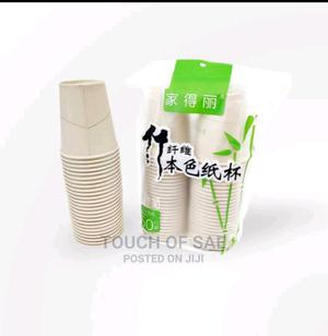 Greenleaf Bamboo Fiber Cup | Kitchen & Dining for sale in Delta State, Warri