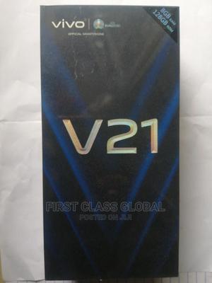 New Vivo V20 128 GB Black | Mobile Phones for sale in Lagos State, Ikeja
