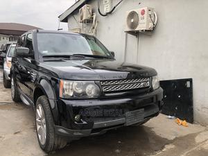 Land Rover Range Rover Sport 2013 HSE 4x4 (5.0L 8cyl 6A) Black   Cars for sale in Lagos State, Ikeja