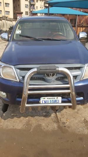 Toyota Hilux 2007 Blue   Cars for sale in Anambra State, Onitsha