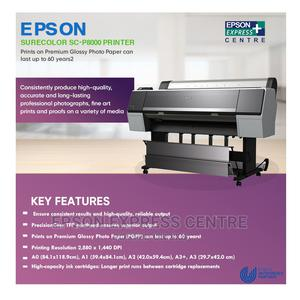 Surecolor SC-P8000   Printing Equipment for sale in Lagos State, Surulere