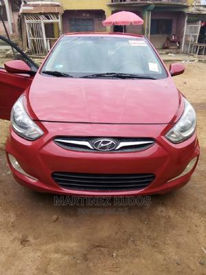 Hyundai Accent 2012 Red | Cars for sale in Oyo State, Ibadan