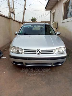 Volkswagen Golf 2000 1.6 Silver | Cars for sale in Benue State, Makurdi