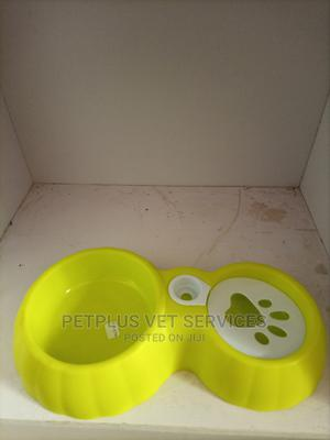 Plastic Feeder and Drinker Bowl | Pet's Accessories for sale in Oyo State, Ibadan