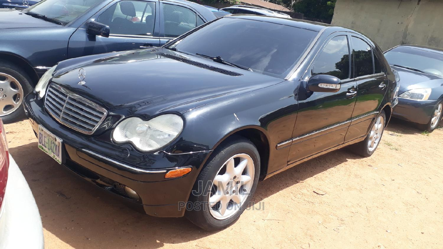 Archive: Mercedes-Benz C240 2002 Other