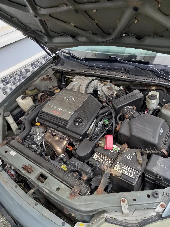 Archive: Toyota Avalon 2004 XL Gray