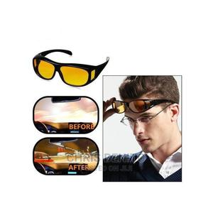 Night Vision Glasses Anti Glare Fit Over | Safetywear & Equipment for sale in Abuja (FCT) State, Lugbe District