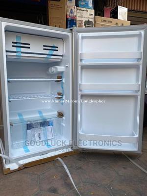 Hisense 100dr Single Door Refrigerator 100L | Kitchen Appliances for sale in Lagos State, Ikeja