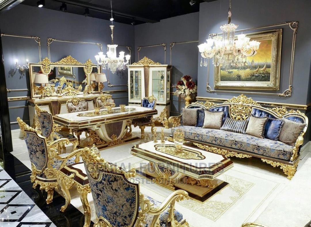 Turkey Royal Sofa   Furniture for sale in Ajah, Lagos State, Nigeria