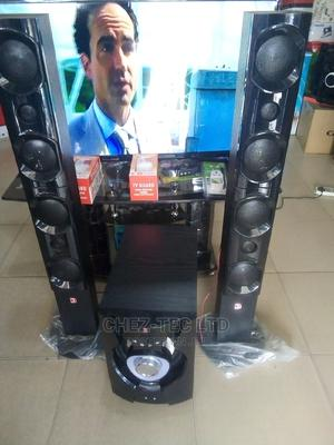 DJ Home-Theater Dj-665 | Audio & Music Equipment for sale in Rivers State, Port-Harcourt