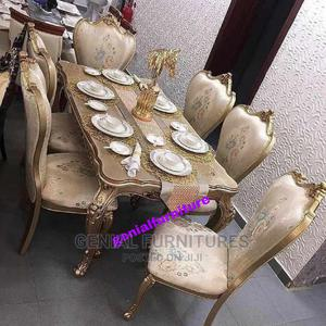 Dinning Table With Chairs   Furniture for sale in Abuja (FCT) State, Maitama