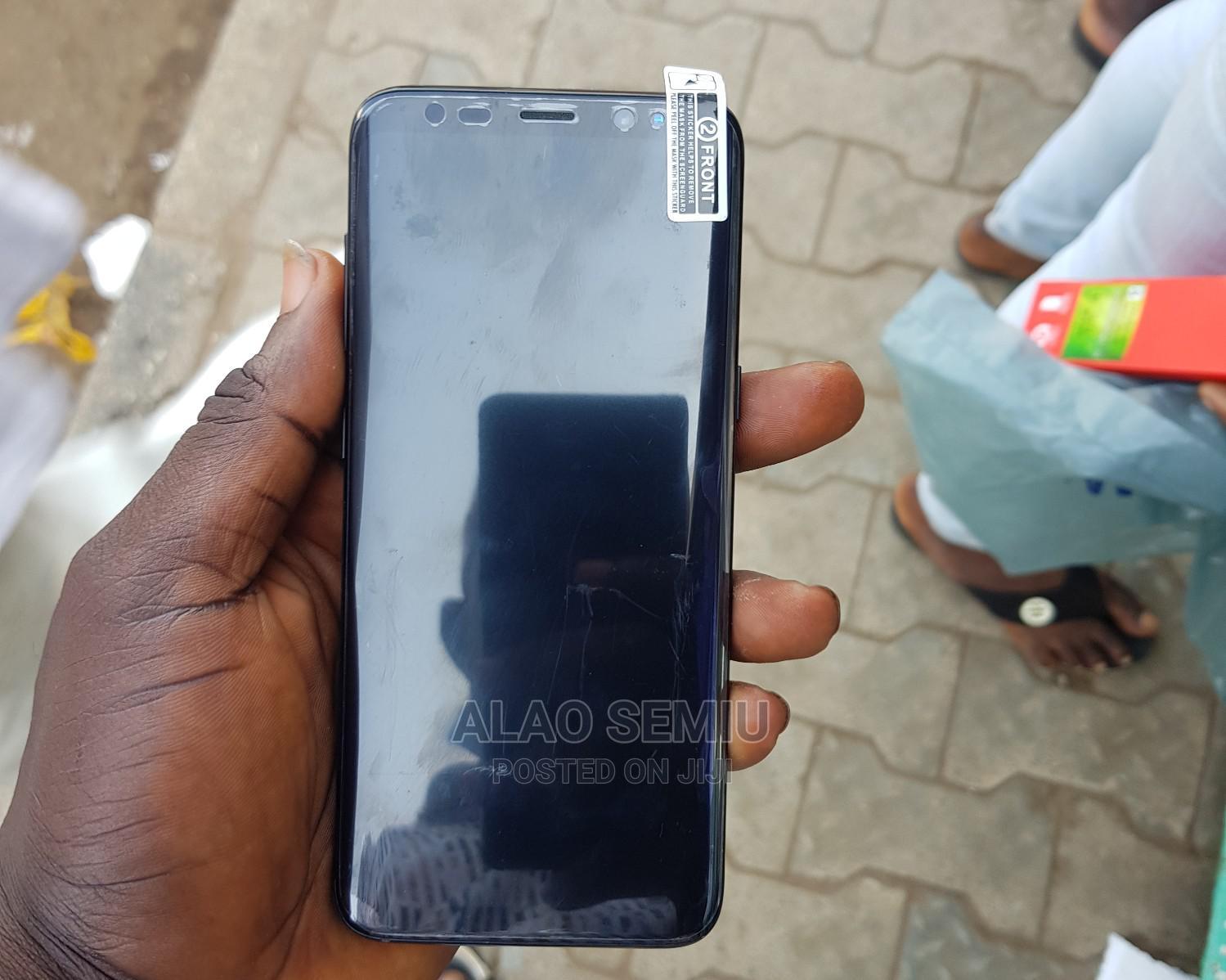 Samsung Galaxy S8 64 GB Black | Mobile Phones for sale in Ilorin West, Kwara State, Nigeria