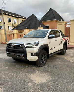 New Toyota Hilux 2021 White | Cars for sale in Lagos State, Ikeja