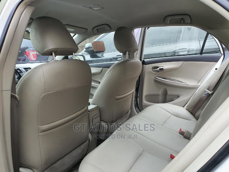 Toyota Corolla 2013 White   Cars for sale in Ikeja, Lagos State, Nigeria