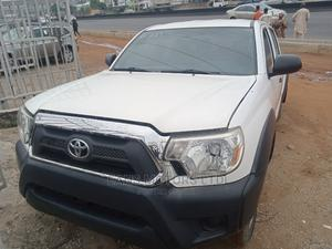 Toyota Tacoma 2013 White | Cars for sale in Lagos State, Ojodu