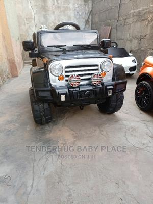 Quality UK Used 12 Volts Jeep Wrangler Kids Ride on SUV   Toys for sale in Lagos State, Surulere