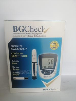 BG Check Blood Glucose Monitoring System | Tools & Accessories for sale in Lagos State, Surulere