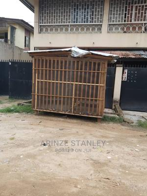 Big Strong Dog Cage Fairly Used   Pet's Accessories for sale in Lagos State, Ikeja