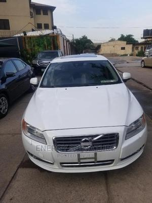Volvo S80 2013 3.2 Platinum White | Cars for sale in Lagos State, Ikeja
