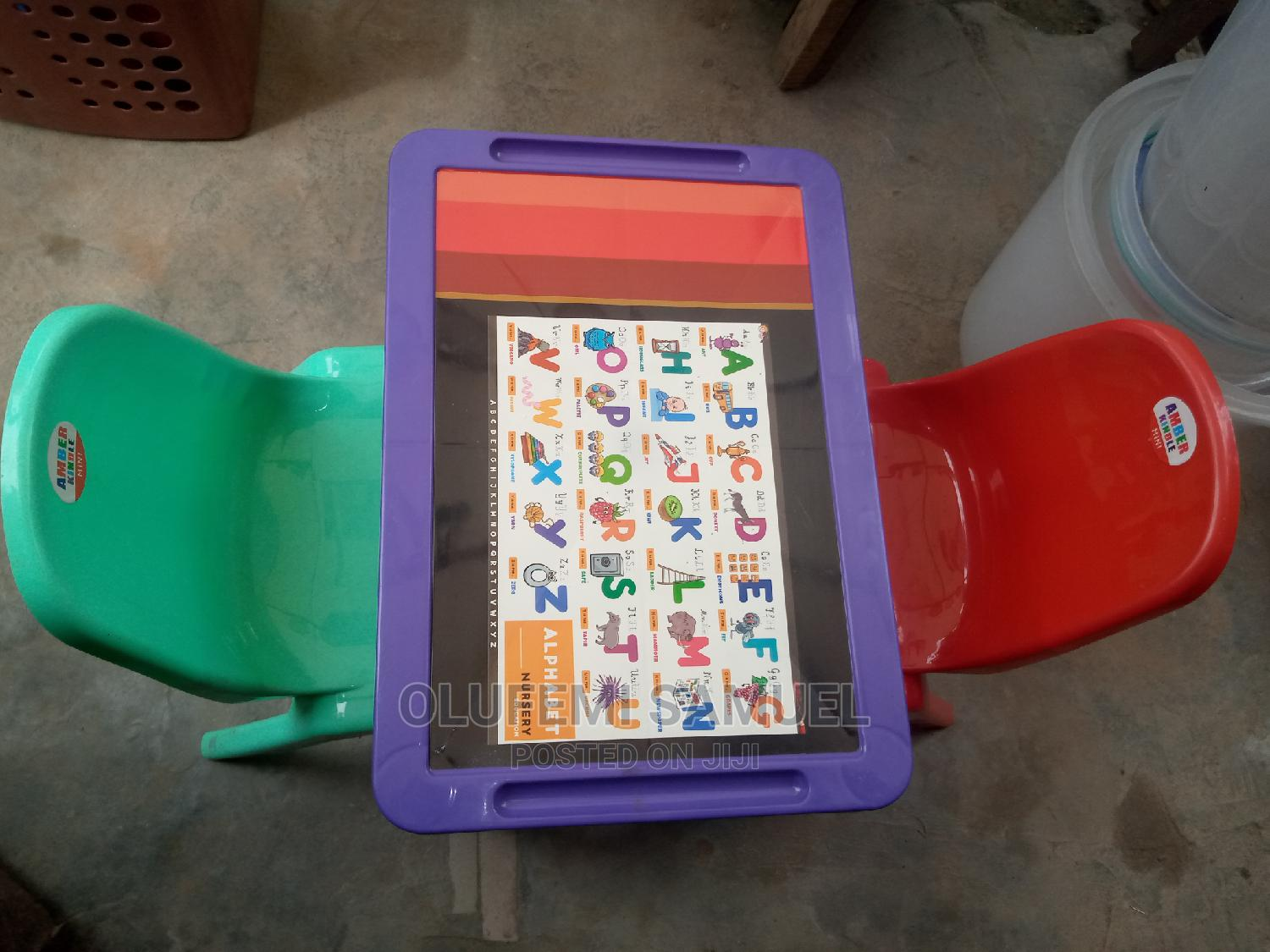 Archive: Children Reading Chair And Table