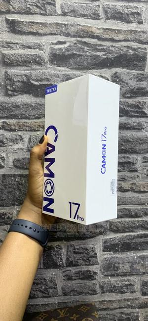 New Tecno Camon 17 Pro 256 GB Blue | Mobile Phones for sale in Lagos State, Ikeja