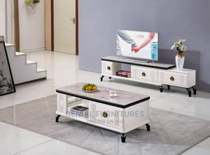 TV Console With Centre Table | Furniture for sale in Lagos State, Lekki