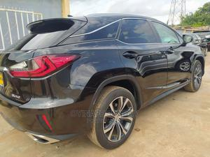 Lexus RX 2017 350 F Sport AWD Black   Cars for sale in Lagos State, Abule Egba