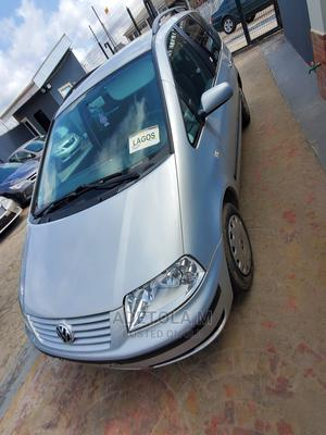 Volkswagen Sharan 2005 1.8 T Silver | Cars for sale in Oyo State, Ibadan